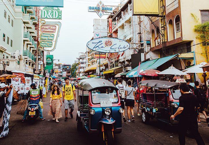 Safety in Thailand