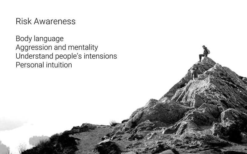 Risk awareness text