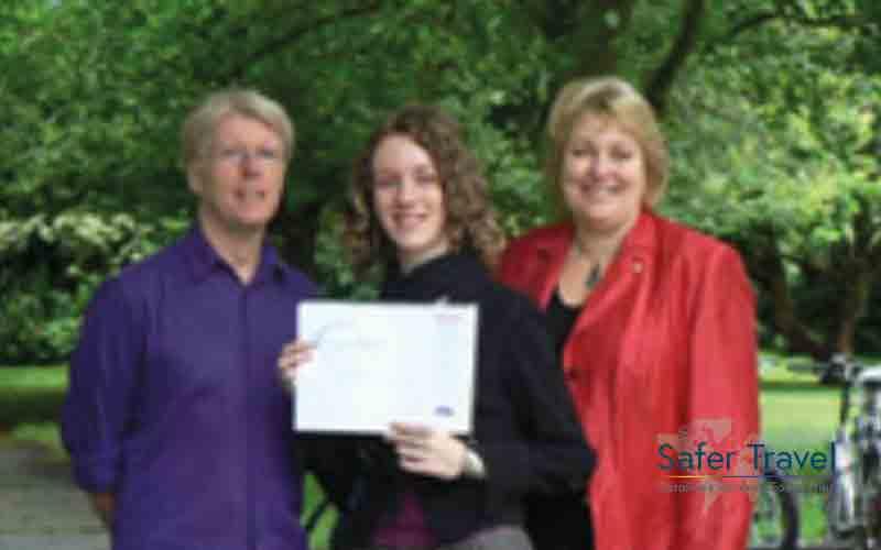 Marjorie Marks-Stuttle CRF psychology prize 2007