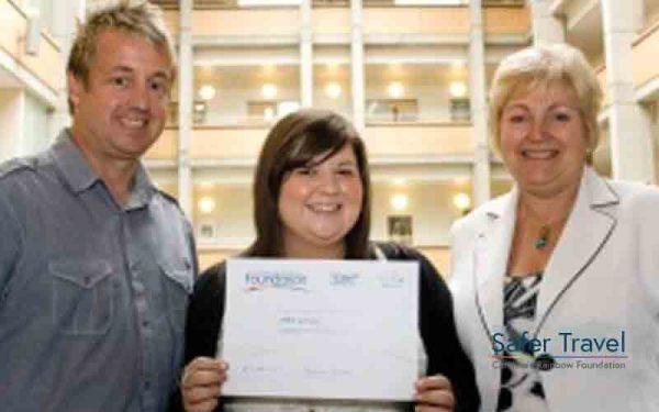Marjorie Marks-Stuttle CRF psychology prize 2011