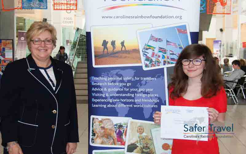 Marjorie Marks-Stuttle CRF psychology prize 2014