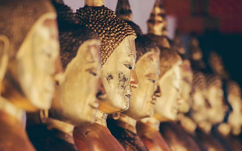 Statues in Thailand