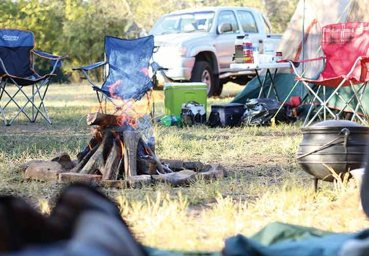 Safety Tips for Camping