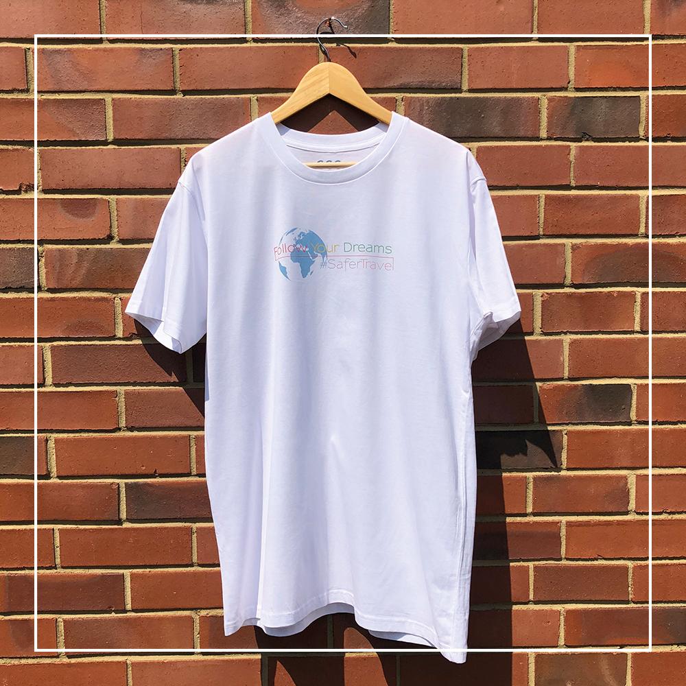 Capture Energy Clothing Follow Your Dreams t-shirt