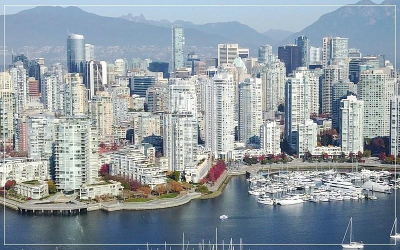Vancouver skyscrapers