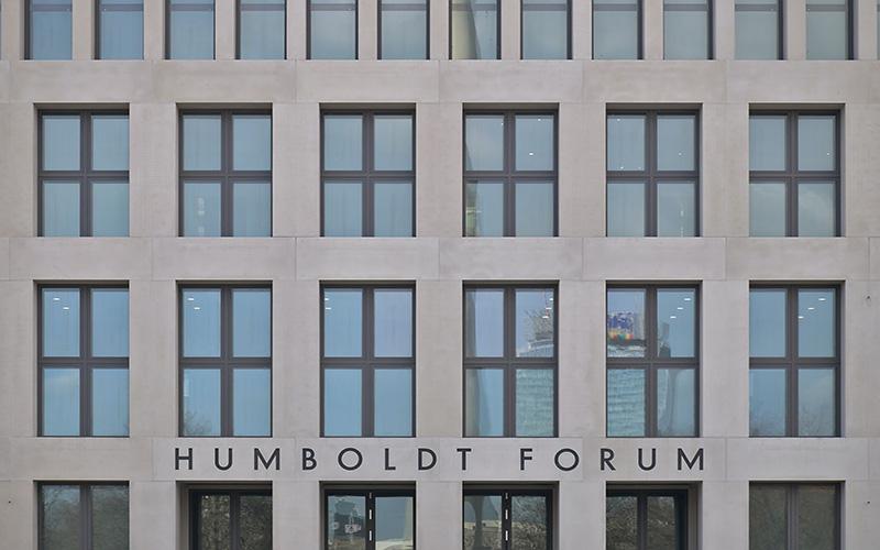 Humboldt Forum in Germany