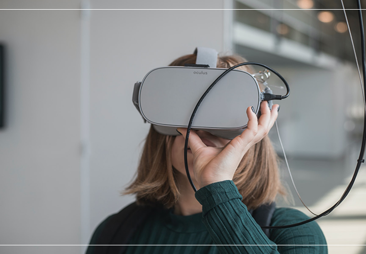 What is VR and how can it be applied to travel safety?